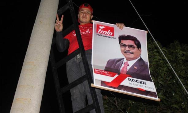 TSE obliga a la alcaldía de San Salvador permitir la instalación de propaganda electoral