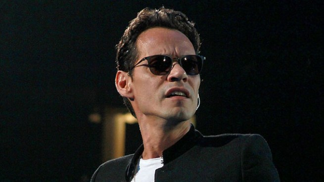 Roban $2,5 millones de dólares a Marc Anthony