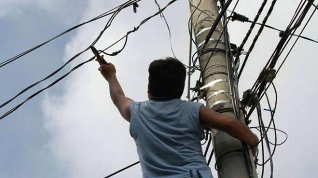 ISTU suspenden servicio de telefonía tras hurto de cables de la red telefónica