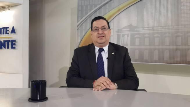 """Rodolfo González: """"¿Para qué desgastarse si al final todo va a parar a la Sala de lo Constitucional?"""""""