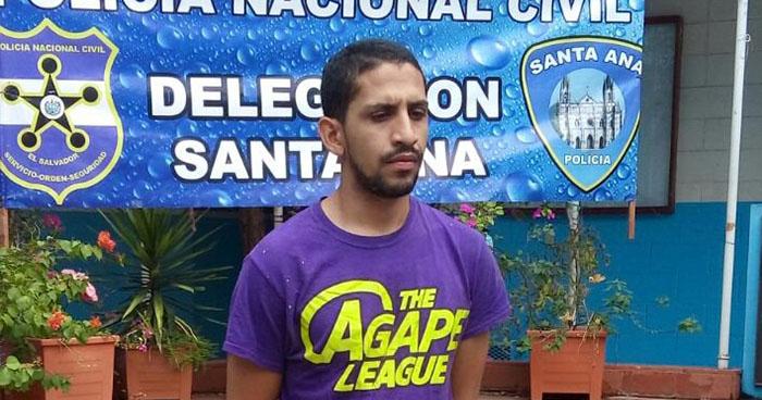 PNC arresta en Santa Ana a venezolano por clonación de tarjetas de crédito