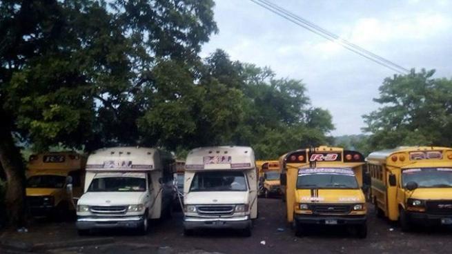 Ruta 3LL en paro de labores por inconformidades con dueños de las unidades