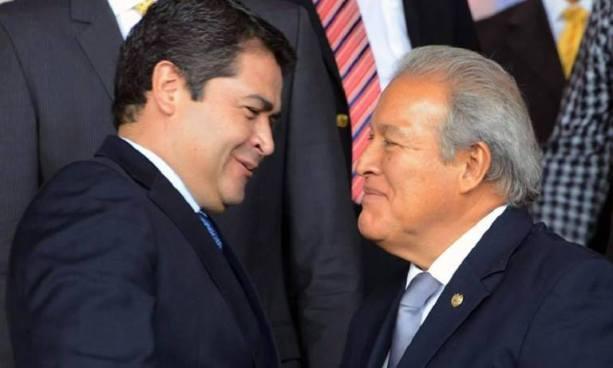 Presidente Sánchez Cerén no reconoce a Juan Orlando Hernández como presidente electo de Honduras