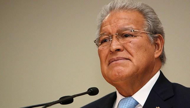 Dirigencia del FMLN estaría valorando pedir la renuncia del presidente Sánchez Cerén
