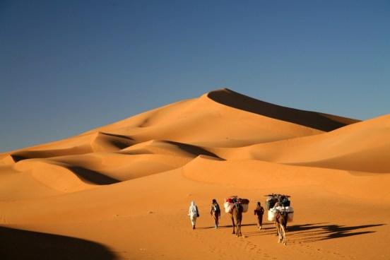 Encuentran a 44 migrantes muertos en el desierto de la región de Agadez