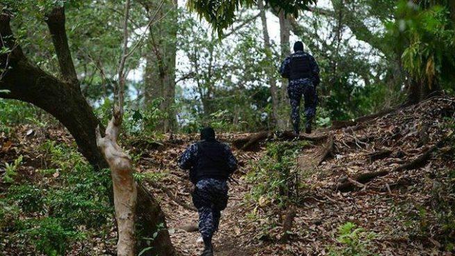 Cuatro pandilleros muertos tras enfrentamiento con agentes policiales en San Miguel