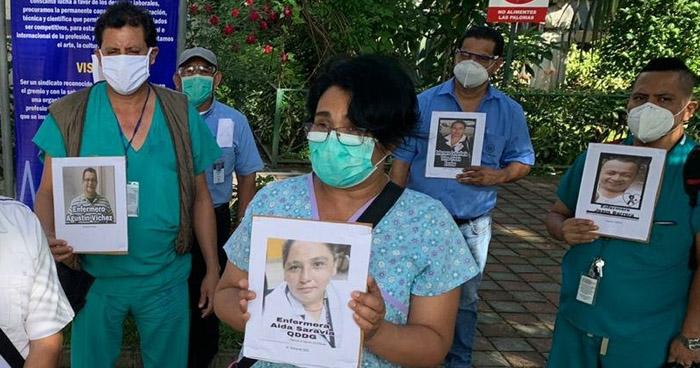 Al menos 16 enfermeras han muerto por COVID-19, aseguran empleados de Hospitales