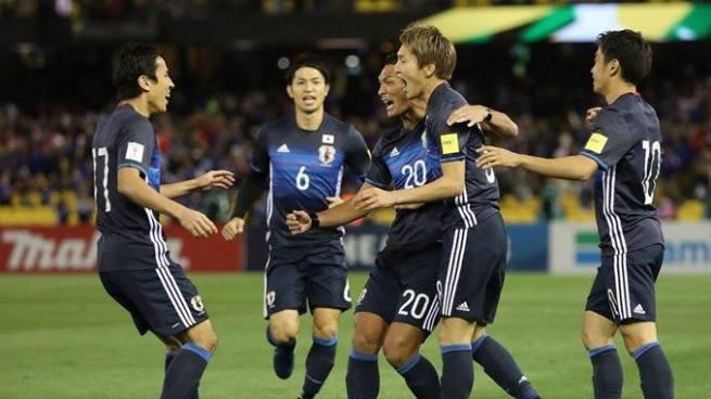 Japón se convierte en la cuarta selección clasificada a Rusia 2018