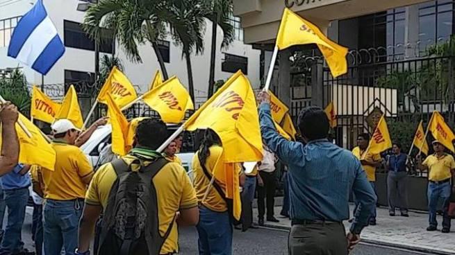 Sindicalistas rechazan recorte al presupuesto de la Corte Suprema de Justicia