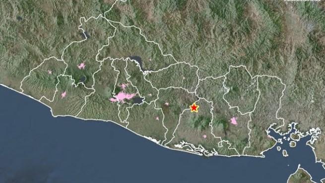 Dos sismos en las últimas horas de 5.7 y 2.7 grados