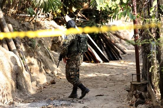 Soldado es secuestrado y asesinado en Sonsonate