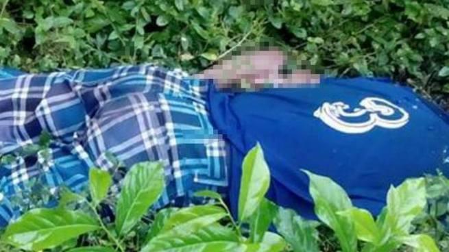 Delincuentes matan a machetazos a un hombre en Armenia, Sonsonate