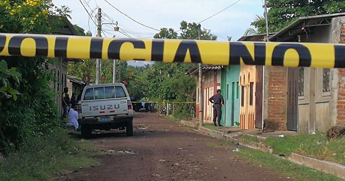Joven universitario se quita la vida en una casa de la ciudad de Sonsonate