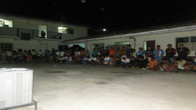 Un cabecilla y 130 delincuentes más, capturados en zona central y occidental del país