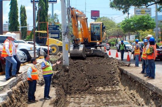 San Pedro Sula inicia la construcción de nuevos puentes
