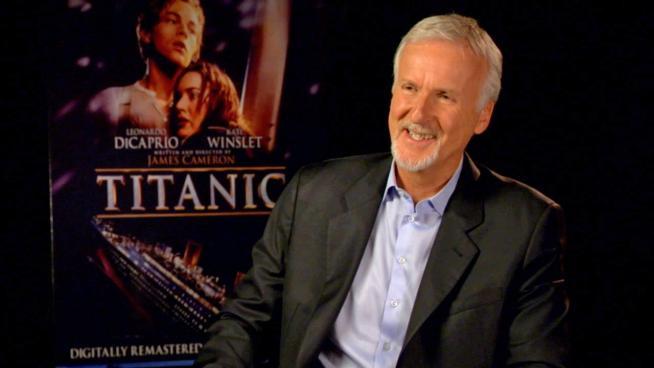 Demandan al director del Titanic por supuesto plagio