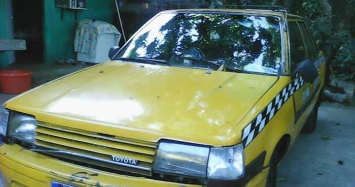 Taxista mantuvo cautiva por un mes a estudiante a la que violó varias veces en Sonsonate