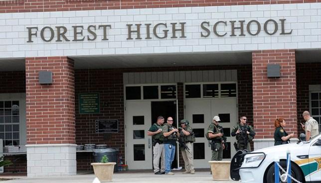 Tiroteo en escuela secundaria de La Florida deja un estudiante herido