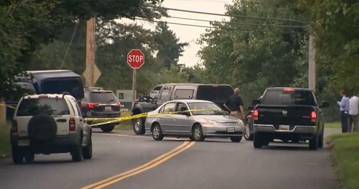 Al menos tres muertos y dos heridos deja tiroteo en Maryland Estados Unidos
