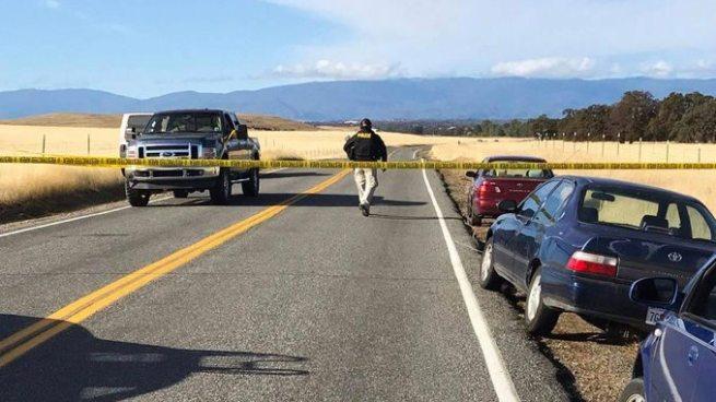 Tiroteo en una escuela primaria en California deja tres muertos y dos niños heridos