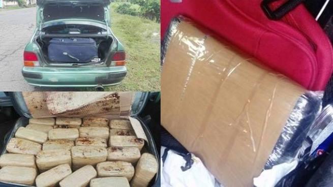 Envían a prisión a sujetos que traficaban drogas en Ahuachapán y San Salvador