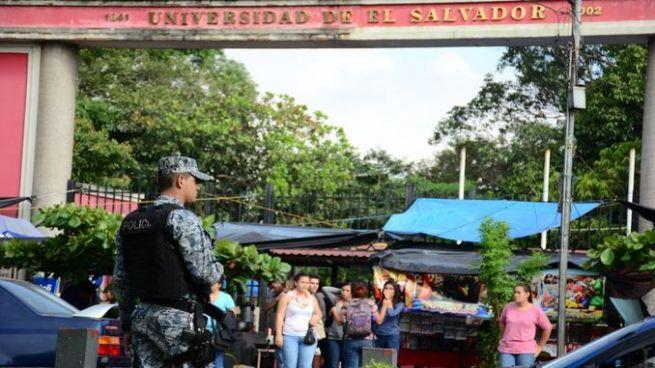 Óscar Ortiz asegura que la UES y otros centros educativos son prioritarios para reforzar seguridad