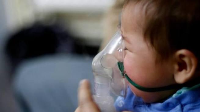 Emiten alerta Amarilla 38 municipios y alerta Verde en más de 200 por virus sincitial