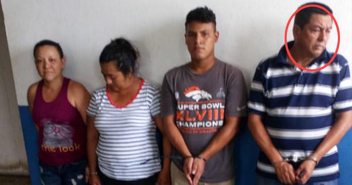 Agente del CAM de Zacatecoluca presionaba a víctimas de extorsión para que pagaran a la pandilla
