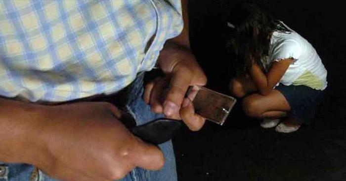 Apopa: Sujeto aprovechaba de violar a hijastra cuando su pareja salia a trabajar