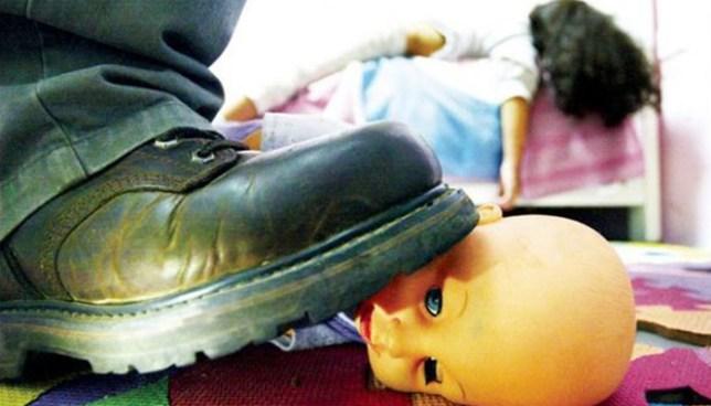 Sujeto violaba a su hija con el pretexto de aplicarle crema en su cuerpo