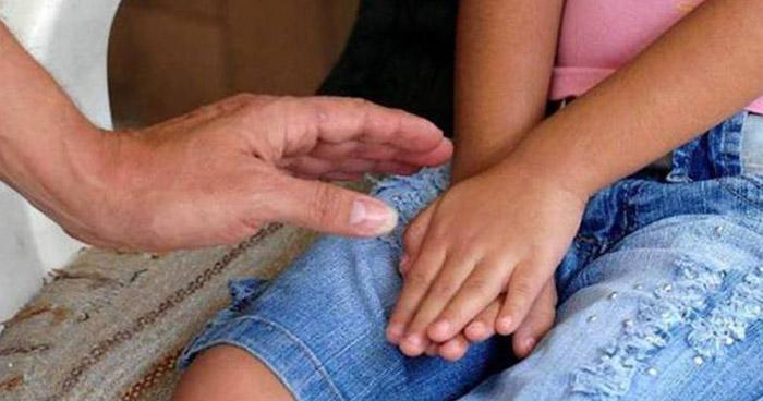 Hombre violaba a una niña en Nejapa cuando sus padres salían y la dejaban sola