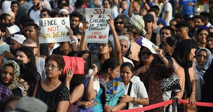 India: Condenan a muerte a dos hombres que violaron a una niña de 8 años
