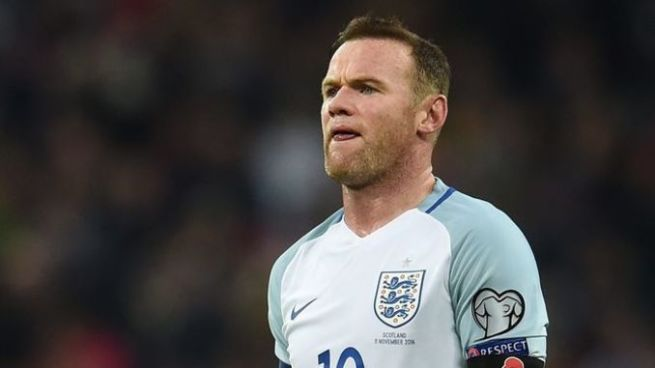 Arrestan a Wayne Rooney por conducir en estado de ebriedad