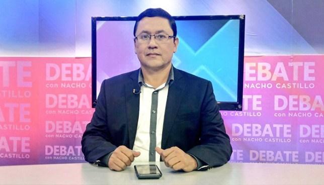 Will Salgado anuncia que presentará recurso de nulidad de escrutinio final