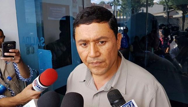 Will Salgado pide suspender toma de posesión de la alcaldía de San Miguel