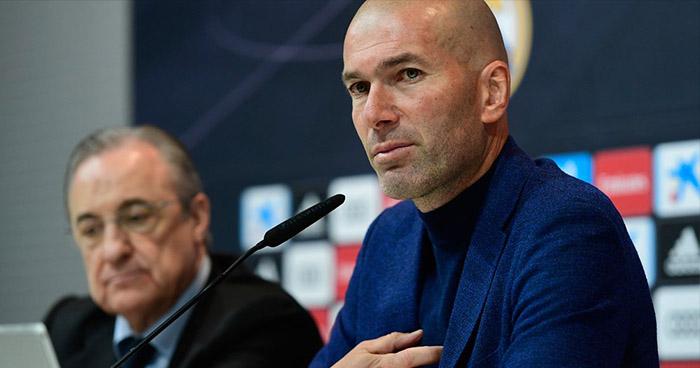 Zidane anuncia su retiro como entrenador del Real Madrid