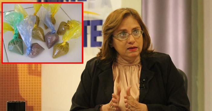 """Ministra de Salud: """"El 100% de zancudos ya son resistentes al Abate"""""""