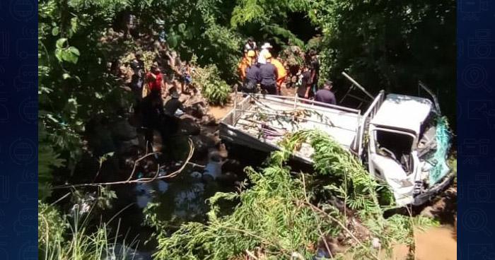 Tres fallecidos y 25 tras aparatoso accidente en La Unión