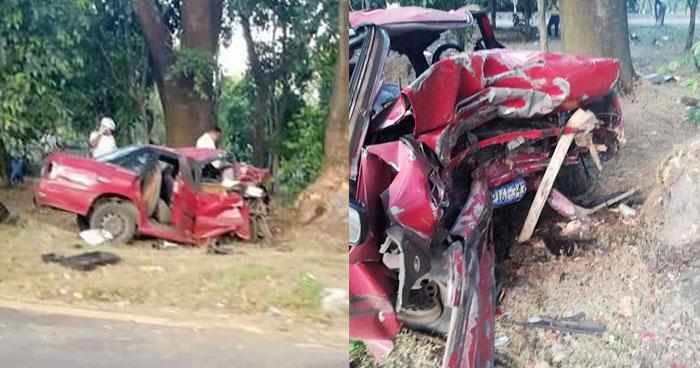 Conductor muere tras impactar contra un árbol en carretera de Candelaria de la Frontera