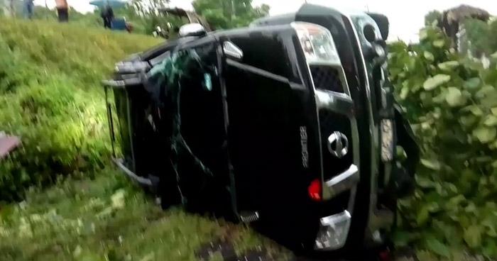 Ciclista muere tras ser embestido por un vehículo en carretera Litoral, La Libertad