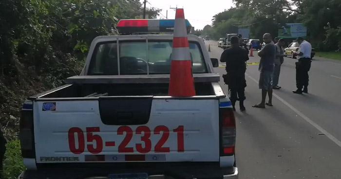 Holandés muere luego que un conductor ebrio lo chocara en carretera Litoral, La Libertad