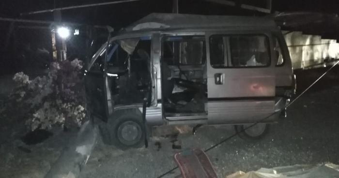 Accidente de transito deja una persona fallecida y varios lesionados en autopista a Comalapa