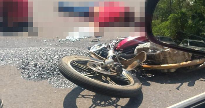 Un fallecido y otro lesionado tras accidente de tránsito en Usulután