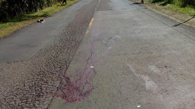 Motociclista muere tras sufrir accidente de tránsito en Cabañas