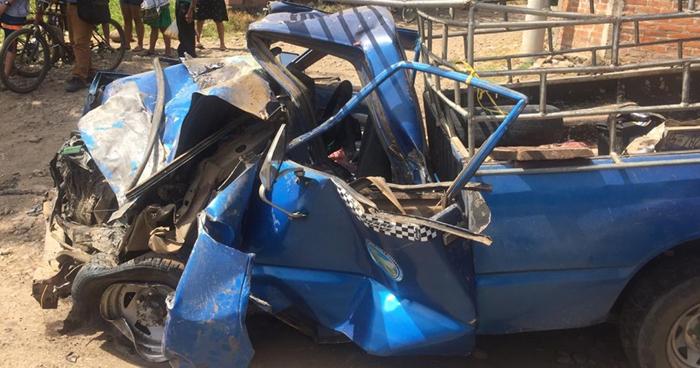 Tres personas murieron en un accidente de tránsito en carretera Litoral, Sonsonate