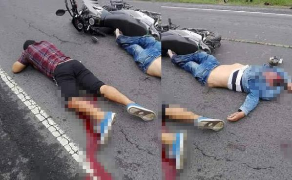 Accidente de tránsito deja una persona muerta y otra gravemente herida en La Paz