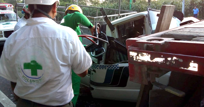 24 personas murieron en accidentes de tránsito registrados en periodo vacacional de agosto