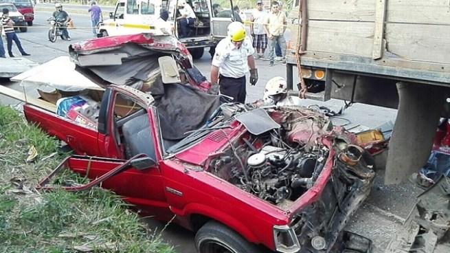 Más de 3 mil accidentes de tránsito son causados por distracción del conductor