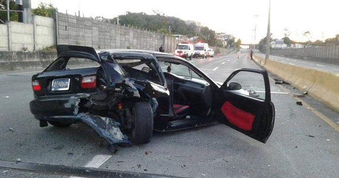 Más de 500 accidentes de tránsito y 37 fallecidos se registraron durante el periodo vacacional de Navidad