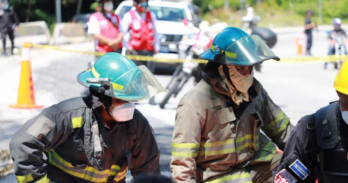 Más de 200 lesionados en accidentes de tránsito durante vacaciones agostinas